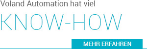 Voland Automation vereint viel Know-How